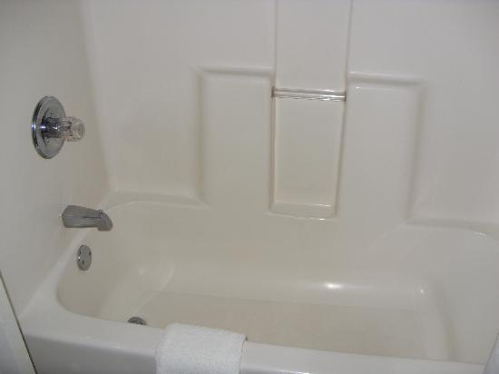 Comfort Inn North Myrtle Beach: tub