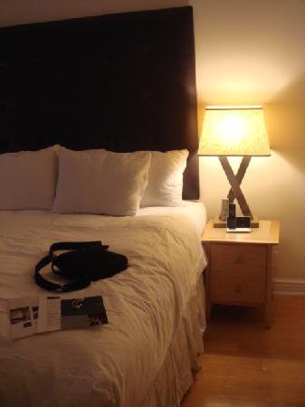AKA United Nations: Nice bed