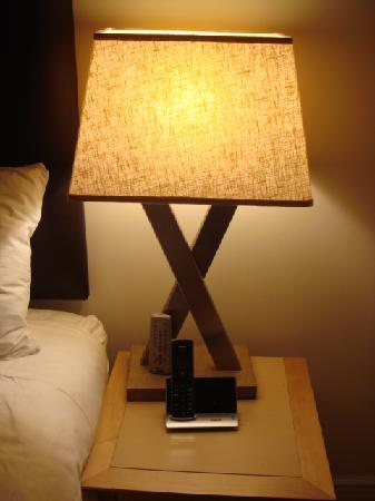 AKA United Nations: Bedroom Lamp  / Telephone
