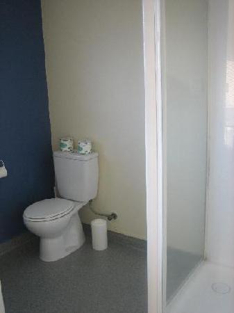 Ambassador Thermal Motel: トイレは2カ所あり