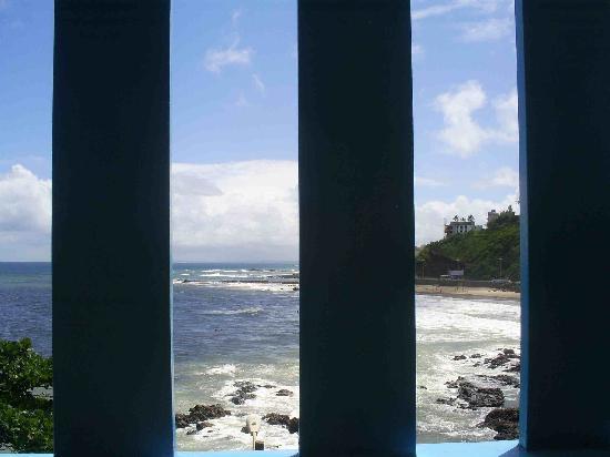 Albergue Pedra da Sereia: view