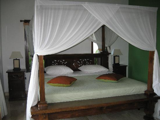 Balam Bali Villa: la chambre