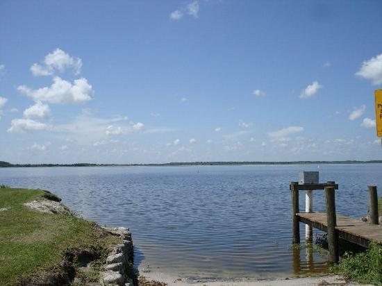 Immokalee, Floryda: The Jetty