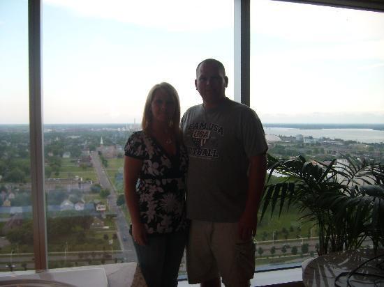 Seneca Niagara Resort & Casino : our room
