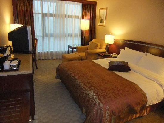 Jin Jiang Pine City Hotel: ホテルの部屋