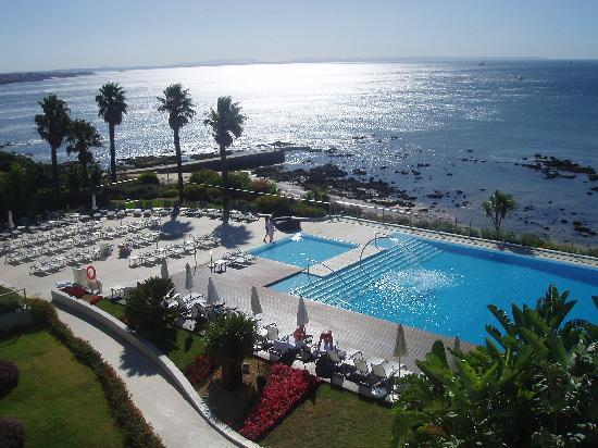 Hotel Cascais Miragem: The pool