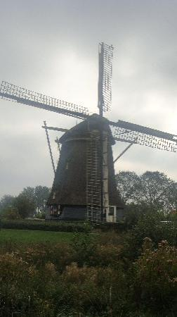 Amsterdam, The Netherlands: WindMühle