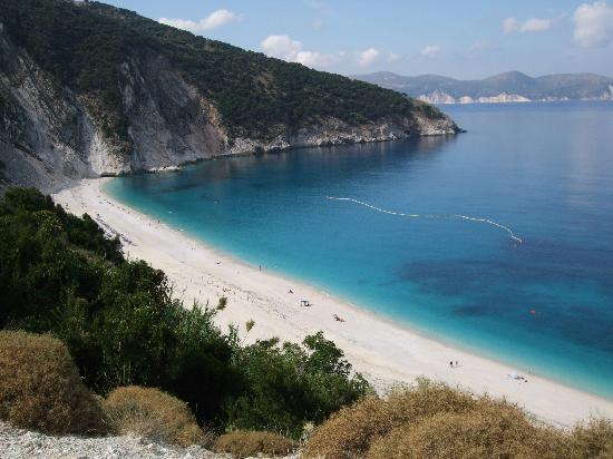 Trapezaki Bay Hotel: Myrthos Beach - wonderful!