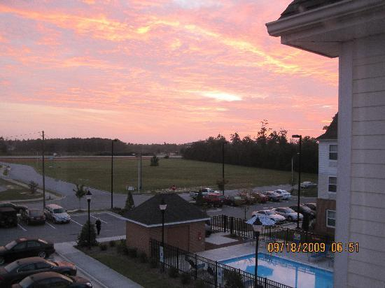 TownePlace Suites Jacksonville: sunrise