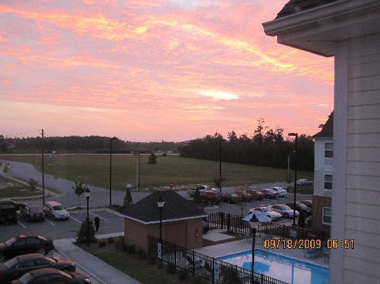 TownePlace Suites Jacksonville : sunrise