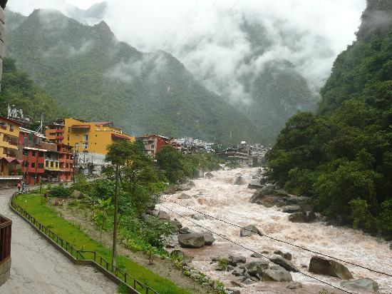 SUMAQ Machu Picchu Hotel : View from the room