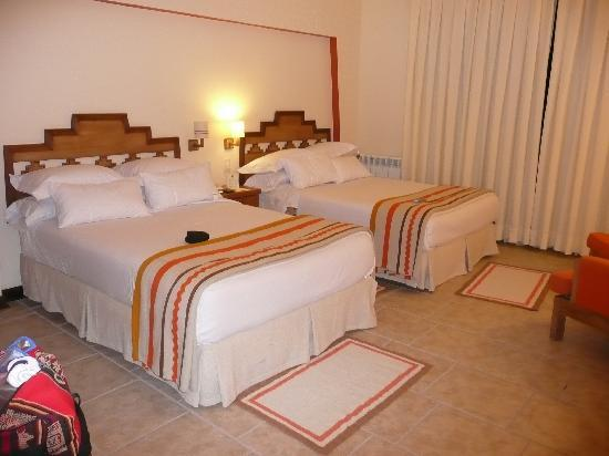 SUMAQ Machu Picchu Hotel : Our room
