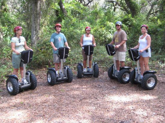 Jacksonville Florida Segway Tours