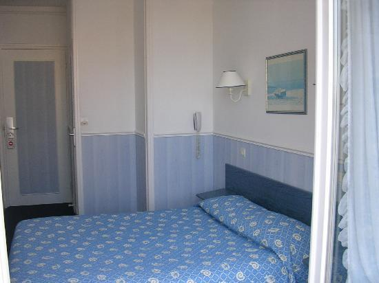 Le Clos Normand: La chambre