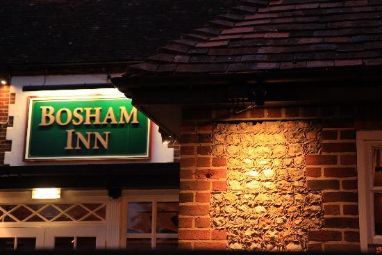 Bosham Inn: detail