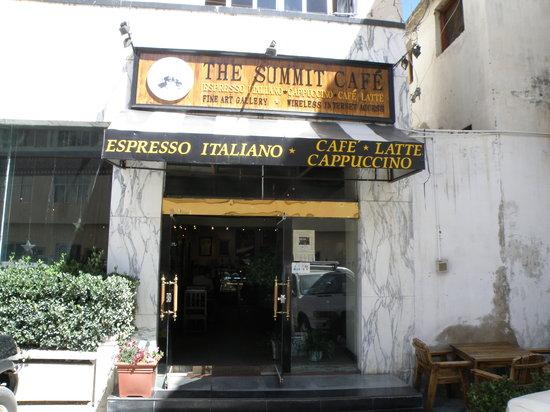 DingFeng Café: Exterior Shot