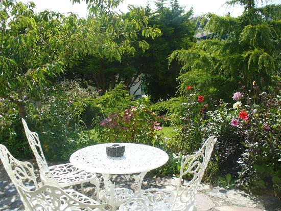 St Mawes, UK: The Beautiful Garden