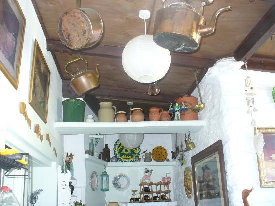 St Mawes, UK: The Kitchen