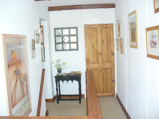 Little Newton Bed & Breakfast: The Hallway