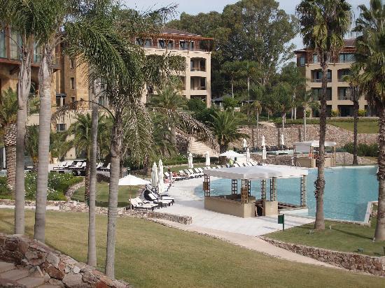 Sofitel La Reserva Cardales: vista desde el balcon