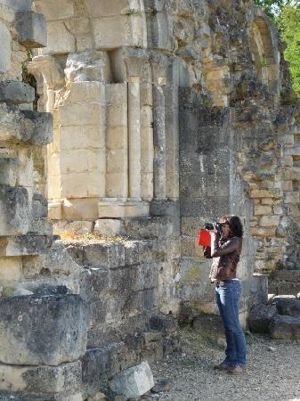 Abbaye de Vauclair : abbaye de l'abbaye