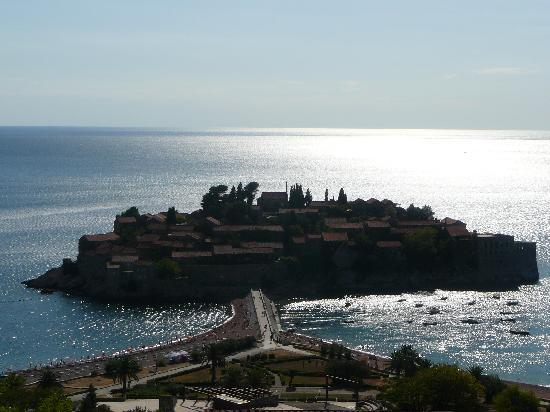 Sveti Stefan - 8 kms from Petrovac