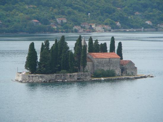Petrovac, Montenegro: St. George's Island
