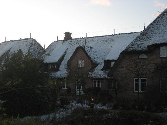 Blick in den Hof des Ulenhof