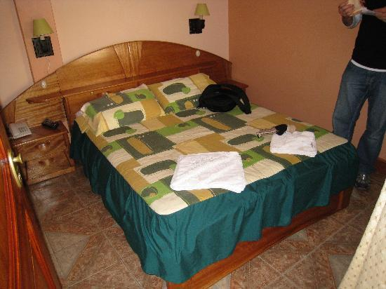 Hostal Muyurina: Room