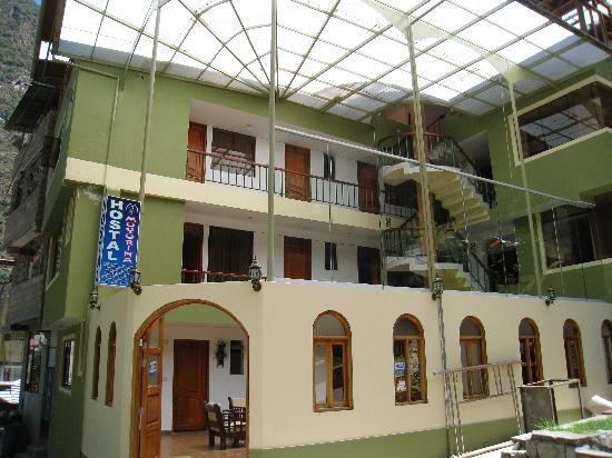 Hostal Muyurina: hotel