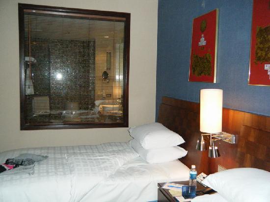 โนโวเทล แบงคอค สุวรรณภูมิ แอร์พอร์ท: Twin bedroom