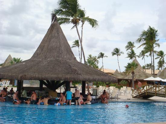 Vila Galé Marés: bar da piscina
