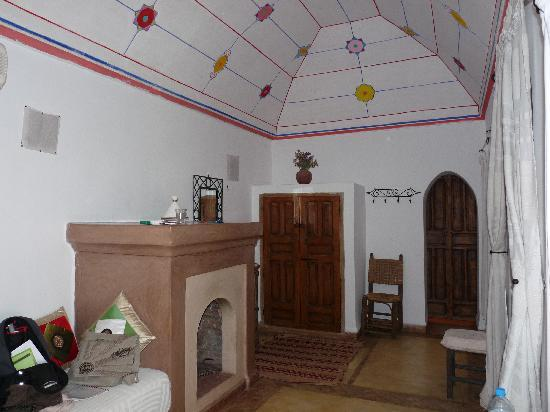 Riad Villa El Arsa: Interior of room 1