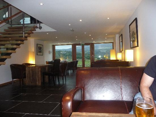 Bwyty Mawddach Restaurant: Downstairs