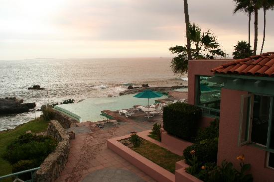Las Rosas Hotel & Spa: The Pacific Ocean from our room
