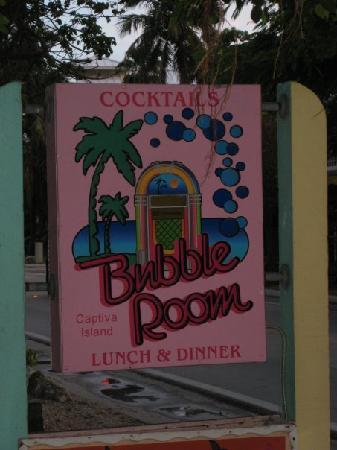 Colony Inn: Bubble Room