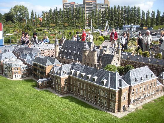 The Hague, The Netherlands: Madurodam