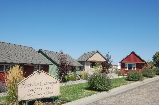 Sheridan Cottages : Cute cottages