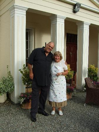 Llanerchymedd, UK: Mark and Margaret