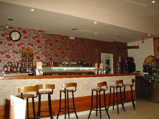 Eden Mar: Le bar - Cafétéria