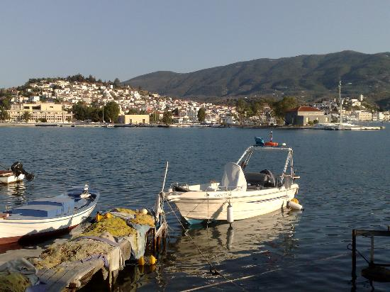 Dimitra Boutique Hotel : View from White Cat Taverna
