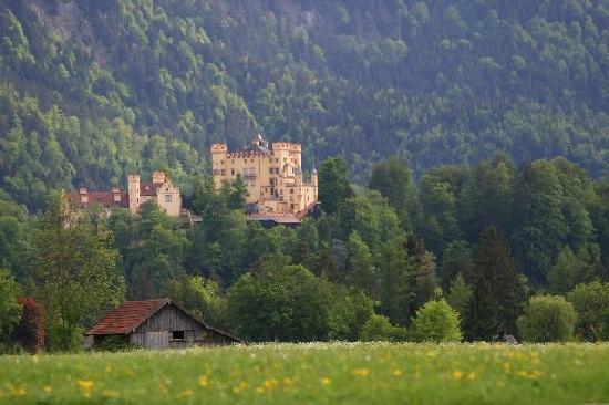 Múnich, Alemania: Hohenschwangau Castle