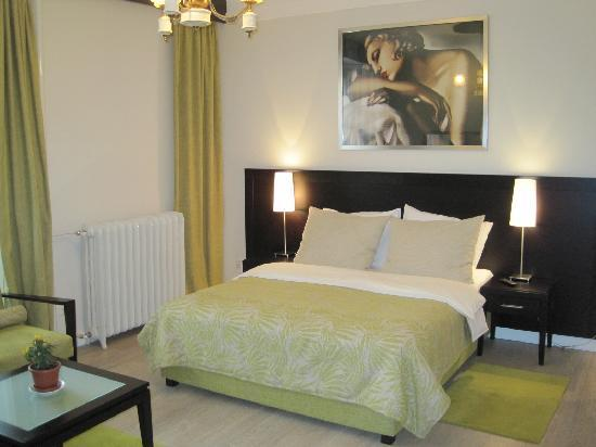 Mercure Belgrade Excelsior : Our double room