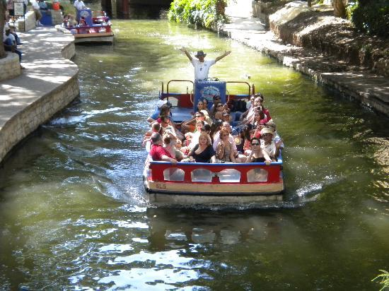 San Antonio Marriott Riverwalk: RiverWalk