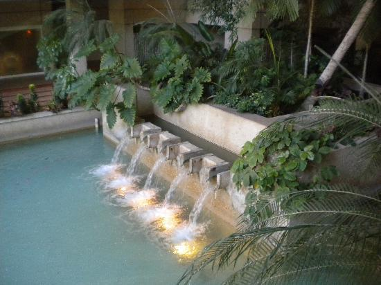 San Antonio Marriott Riverwalk: Mariott Lobby