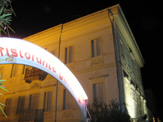 Roncade, Italia: Ristorante Sign