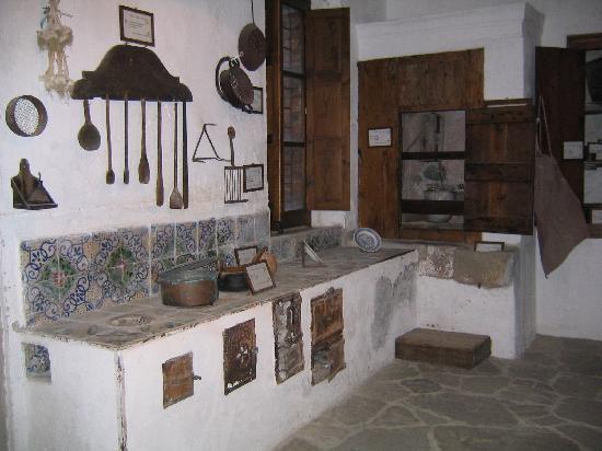 La vecchia cucina del convento dei Frati Cappucccini - Foto di ...