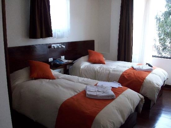 Encantada Casa Boutique Spa : big confortable rooms
