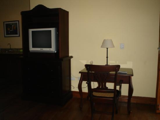 Hotel Plaza Colon : Detalle habitacion