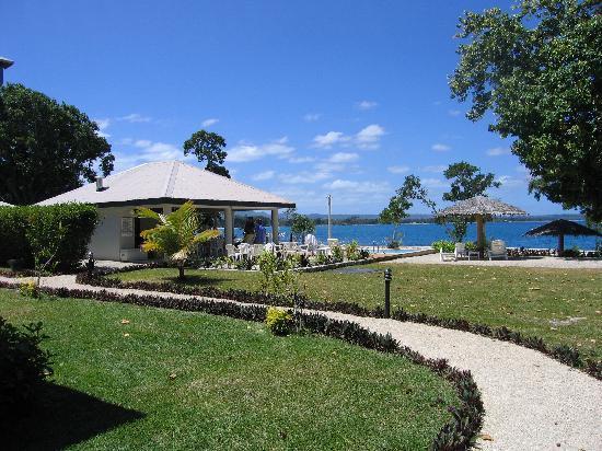 Island Magic Resort: Barbecue Location